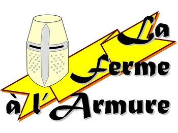 logo Chambres d'hôtes La Ferme à l'Armure