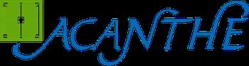 logo ACANTHE - Association comtoise des amis des jardins