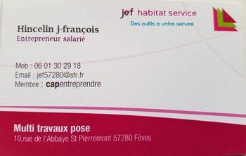 JEF Habitat service