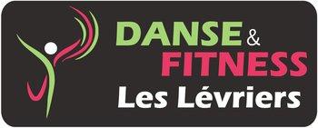 """logo GYM DANSE """"LES LÉVRIERS"""""""
