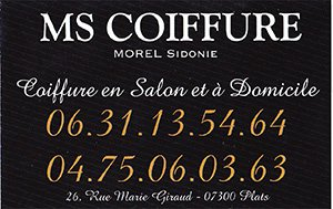 MS COIFFURE