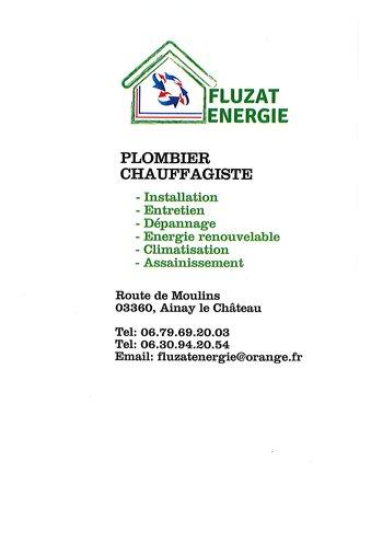 logo Fluzat Energie