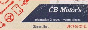 CB Motor's Clément BRET