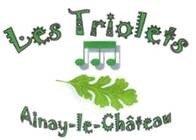 logo Chorale Les Triolets