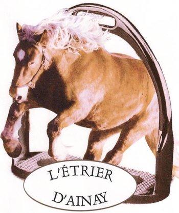 logo L'Etrier d'Ainay