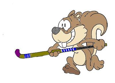 """""""Les écureuils d'Albret"""" - Montesquieu-Bruch Hockey-Club"""