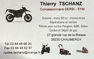 CYCLES TSCHANZ