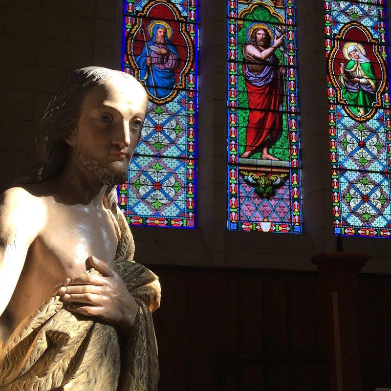 Les amis de Saint-Jean-Baptiste de Laprugne
