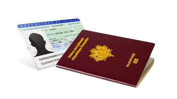 logo CNI - Passeport
