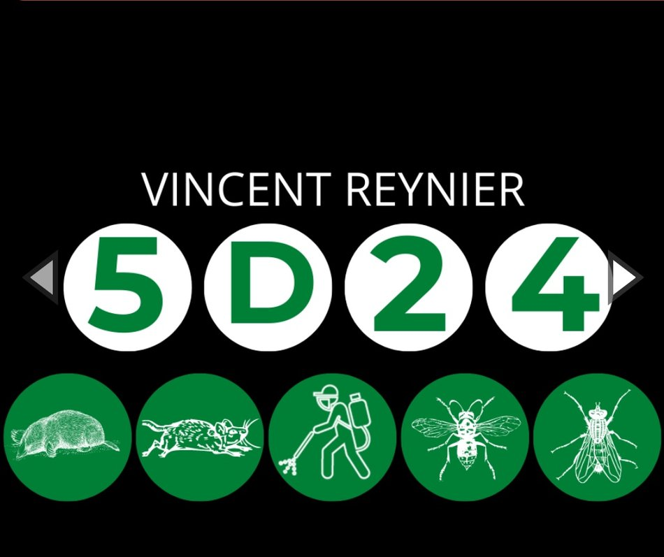 Convention avec l'entreprise Vincent Reynier