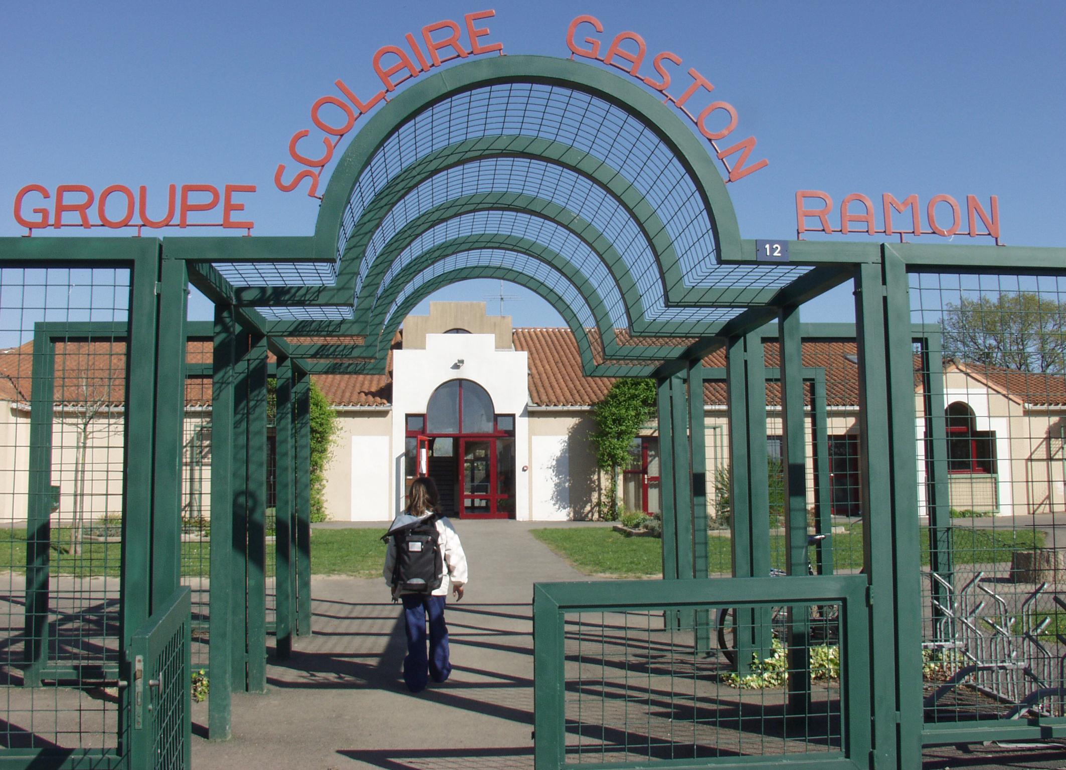 Ecole publique Gaston Ramon