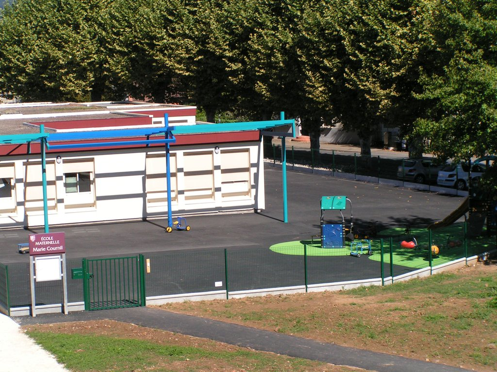 École Maternelle - Marie COURNIL