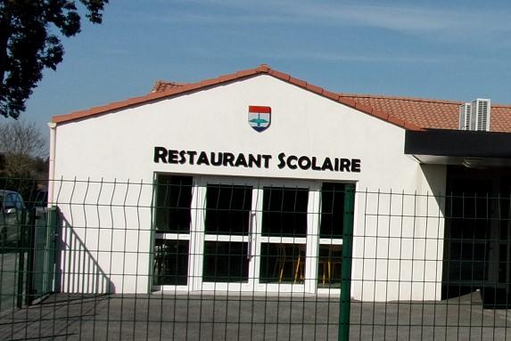 Restaurant scolaire St Avaugourd des Landes